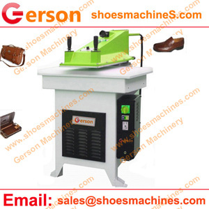 Artificial Leather die cutting press