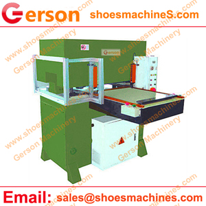 Kiss cutting machine for PC/PP/PET/PVC