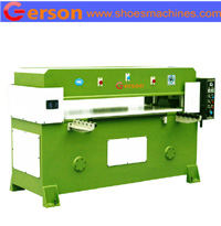 sheep leather die cutting machine