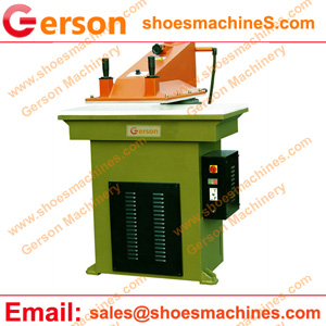 shoes upper cutting machine
