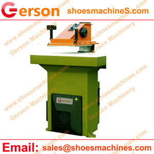 baseball cap die cutting machine