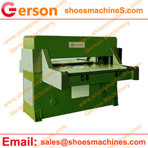 PVC Sheet Die Cutting Machine