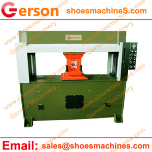 nature latex foam shoes insole Cutting machine