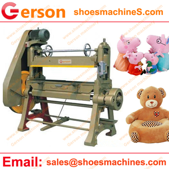 Toys Fabric Die Cutting Machine