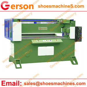 Resin Cloth PSA Disc die cutting machine
