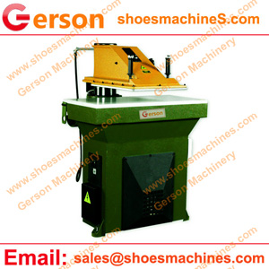 25 ton hydraulic press machine for die cutting leather,fabric material