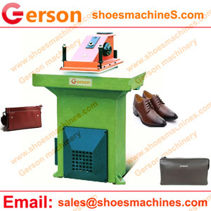 Handbag Leather Make Cutting Machine