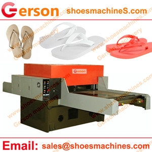 EVA Flip Flops Hydraulic Die Cutting Press Machine