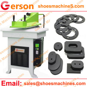 Foam and Sponge Gaskets Pad Die Cutting Machine