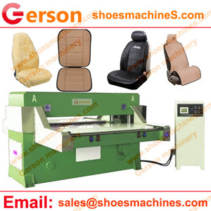 Leather Upholstery Car Truck Seat Cover Cutting Machine