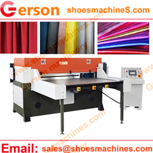 Polyester Spandex Fabric Die Cutting Machine