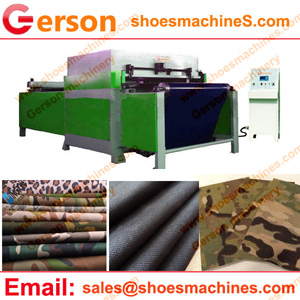 1000D nylon cordura fabric cutting machine