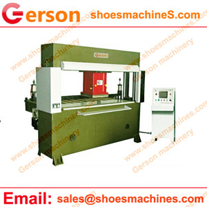 Step by step roll and sheet auto feeder die cutting machine