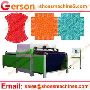 Polyester Viscose Fabric Cutting Machine