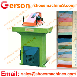 ZigZag  sample fabric leather cutting machine