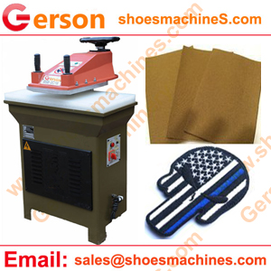 Clothing Fabric patch pocket Cutting Machine