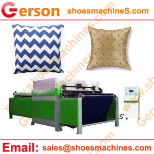 Cushion Cover Hydraulic Die Cutting Machine