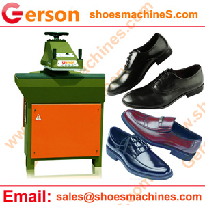 Shoe-making die cutting  machine