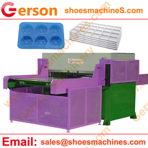 Tray Cover Liners Cutting Machine