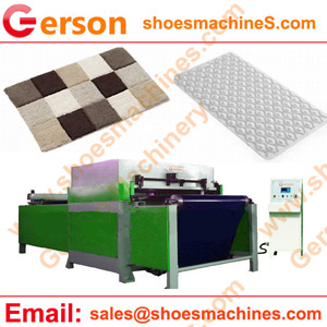 Bath Mat Cutting Machine