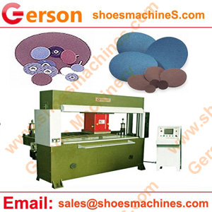 Cloth & PSA Disc Cutting Machine