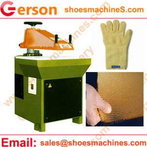 Aramid Nomex Fiberglass cutting machine