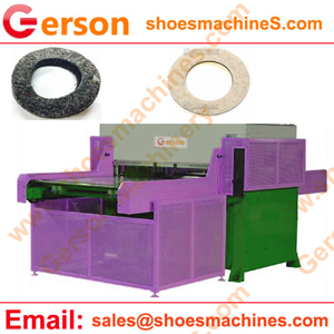Felt Gaskets cutting machine