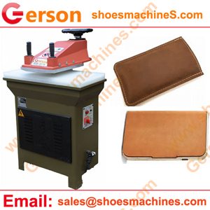 Leather Phone Cover Die Cutting Machine