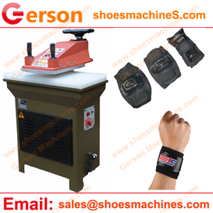 Brace Neoprene Wrist Guards Band Cutting Machine
