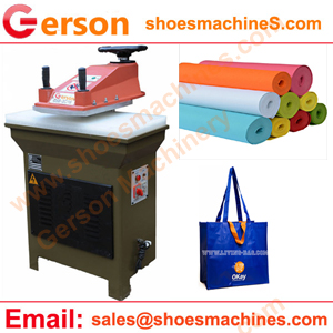 Eco-Friendly and Recyling Polyester Felt Cutting Machine