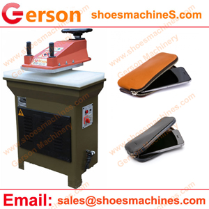 Hot sale phone pocket Cutting Machine