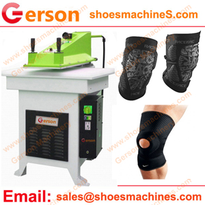 Neoprene Tattoo Leg Sleeve Cutting Machine