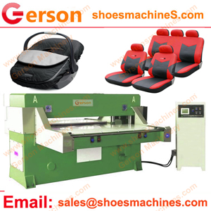 The Automobile Seatcover Die-cutting Machine