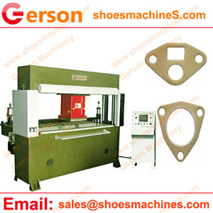 Automatic Exhaust Gaskets Cutting Machine