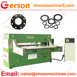 Rubber PTFE EPDM Gasket Cutting Machine