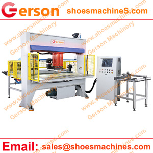 Multi layers die cutting machine for roll or sheet ...